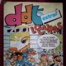 Tebeos: DDT EXTRA 69 ZOO LOCURAS AÑO XXXIII NUEVO 1984. Lote 160222598