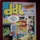 Tebeos: DDT EXTRA 55 JOLGORIO AÑO XXXIII NUEVO 1984. Lote 160224202