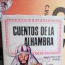 Tebeos: CUENTOS DE LA ALHAMBRA - Nº28 - BRUGUERA - COLECCIÓN HISTORIAS . Lote 160230174