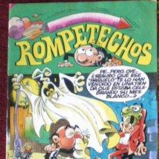 Tebeos - ROMPETECHOS 19 MES BLANCO COMIC NUEVO EXTRA BRUGUERA 1983 - 160237546