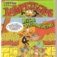 Tebeos: ROMPETECHOS 85 RISA PRIMAVERAL COMIC NUEVO BRUGUERA 1985. Lote 160237674