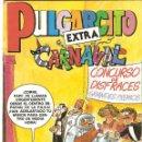 Tebeos: PULGARCITO 81 EXTRA CARNAVAL COMIC NUEVO BRUGUERA 1985. Lote 160248338