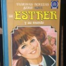 Tebeos: ESTHER Y SU MUNDO. Nº 6. 1ª EDICIÓN 1982. EDITORIAL BRUGUERA. TAPAS DURA. Lote 160273590