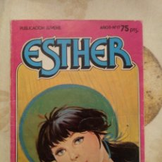 Tebeos: ESTHER N° 17 BRUGUERA 1983.. Lote 160305184