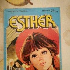 Tebeos: ESTHER N°2 BRUGUERA 1982. Lote 160305661