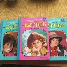 Tebeos: OFERTA ESTHER Y SU MUNDO LOTE 3 LIBROS .. Lote 187458757