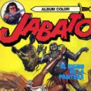Tebeos: JABATO - ALBUM COLOR Nº 8. Lote 160388174