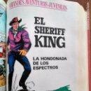 Tebeos: TOMO SHERIFF KING ASTROMAN SUPERNOVA CORSARIO DE HIERRO AVENTURA FONDO MAR ROLDAN. Lote 160397098
