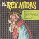 Tebeos: 6 COLECCION HEIDI EL REY MIDAS 3ª EDICION 1966 BRUGUERA. Lote 160459054