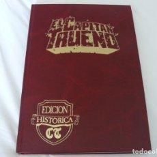 Tebeos: EL CAPITÁN TRUENO EDICIÓN HISTÓRICA TOMO 3 EDICIONES B S.A. AÑO 1987. Lote 160474622