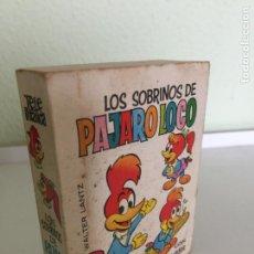 Tebeos: TELE INFANCIA BRUGUERA - LOS SOBRINOS DEL PAJARO LOCO Nº 34 - 1ª EDICION 1966. Lote 160486082