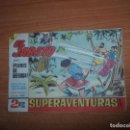 Tebeos: EL JABATO Nº 331 EDITORIAL BRUGUERA ORIGINAL . Lote 160511274
