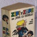 Tebeos: MINI INFANCIA BRUGUERA - ZIPI Y ZAPE EN ¡VIVA LA ESCUELA! Nº 179 - 1ª EDICION 1973. Lote 160528558