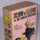Tebeos: MINI INFANCIA BRUGUERA - ZIPI Y ZAPE EN DOS GEMELOS REVOLTOSOS, N º 177 - 1ª EDICION 1973. Lote 160528654