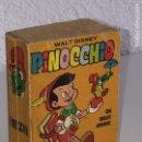 Tebeos: MINI INFANCIA BRUGUERA - PINOCHIO, Nº 172 - 1ª EDICION 1973. Lote 160528830