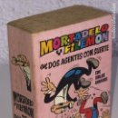 Tebeos: MINI INFANCIA BRUGUERA - MORTADELO Y FILEMON EN DOS AGENTES CON SUERTE , Nº 99 - 1ª EDICION 1971. Lote 160529394