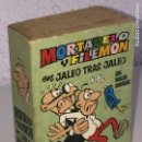 Tebeos: MINI INFANCIA BRUGUERA - MORTADELO Y FILEMON JALEO TRAS JALEO , Nº 98 - 1ª EDICION 1971. Lote 160529466