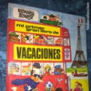 Tebeos: MI PRIMER GRAN LIBRO DE LAS VACACIONES - RICHARD SCARRY - BRUGUERA AÑO 1983. Lote 160530798