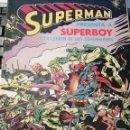 Tebeos: SUPERMAN PRESENTA A SUPERBOY Y LA LEGIÓN DE LOS SUPERHEROES. Lote 160540294