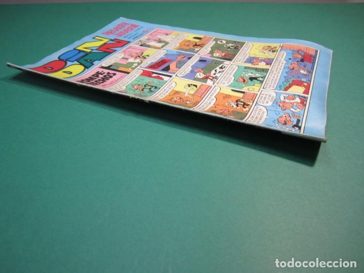Tebeos: DIN DAN (1968, BRUGUERA) -EPOCA II- 36 · 21-X-1968 · Din Dan - Foto 3 - 160546218