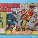 Tebeos: EL MOSQUETERO AZUL - BRUGUERA 1962 -NUM 21- ¡EL COMBATE FINAL! _LEY649. Lote 160573238