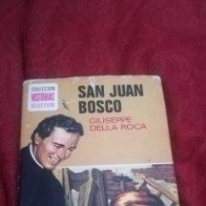 Tebeos: SAN JUAN BOSCO, COLECCIÓN HISTORIAS SELECCIÓN DE BRUGUERA. Lote 160595533
