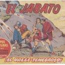 Tebeos: EL JABATO Nº 150, ORIGINAL. Lote 160610710