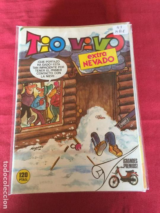 BRUGUERA TIO VIVO EXTRA NEVADO BUEN ESTADO (Tebeos y Comics - Bruguera - Tio Vivo)