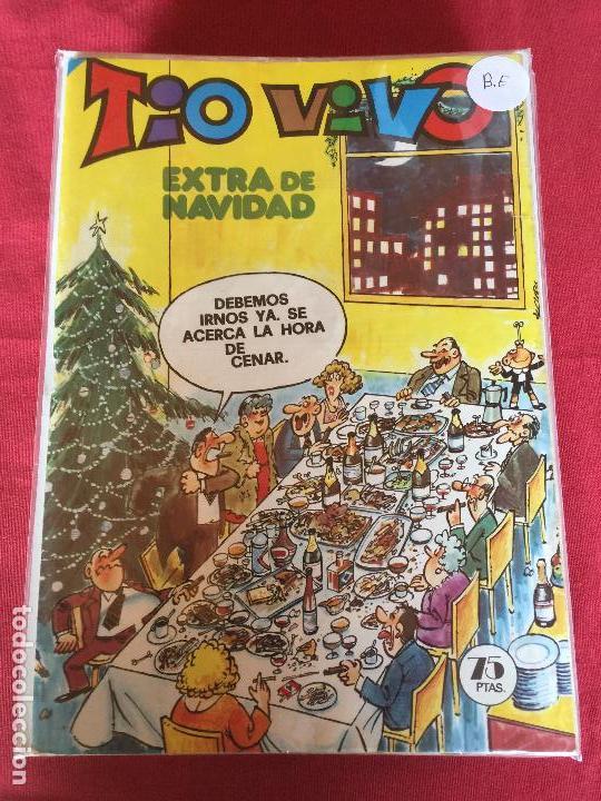BRUGUERA TIO VIVO EXTRA NAVIDAD BUEN ESTADO REF.EX1 (Tebeos y Comics - Bruguera - Tio Vivo)