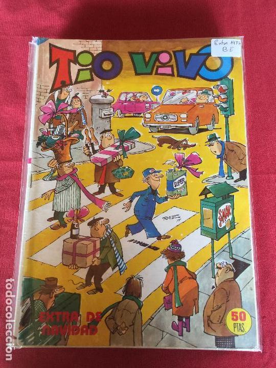 BRUGUERA TIO VIVO EXTRA DE NAVIDAD 1977 BUEN ESTADO REF.EX1 (Tebeos y Comics - Bruguera - Tio Vivo)