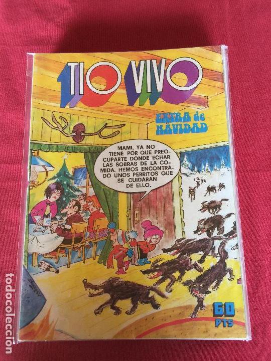 BRUGUERA TIO VIVO EXTRA DE NAVIDAD BUEN ESTADO REF.EX1 (Tebeos y Comics - Bruguera - Tio Vivo)
