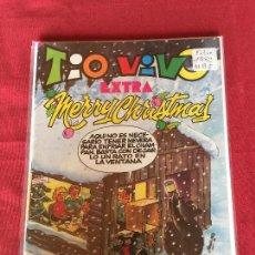 Tebeos: BRUGUERA TIO VIVO EXTRA MERRY CHRISTMAS 1982 BUEN ESTADO REF.EX1. Lote 160674078