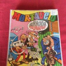 Tebeos: BRUGUERA MORTADELO EXTRA PRIMAVERA PARA 1972 NORMAL ESTADO REF.EX2. Lote 160678314