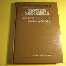 Tebeos: HISTORIAS COLOR / GRANDES AVENTURAS. Nº 7. BRUGUERA. 1ª EDICION. (A-A). Lote 160698270
