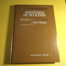 Tebeos: HISTORIAS COLOR / GRANDES AVENTURAS. Nº 4. BRUGUERA. 1ª EDICION. (A-A). Lote 160698430
