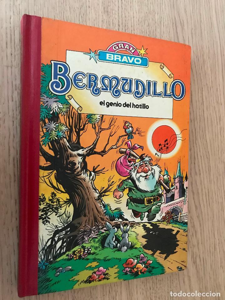 GRAN BRAVO. BERMUDILLO EL GENIO DEL HATILLO. BRUGUERA 1982. (Tebeos y Comics - Bruguera - Bravo)