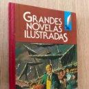 Tebeos: GRANDES NOVELAS ILUSTRADAS BRUGUERA Nº 5 (1985). Lote 160839138
