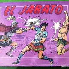 Tebeos: EL JABATO TOMO 5 . Lote 160858054