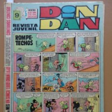 BDs: DIN DAN Nº-65. Lote 160973414