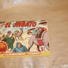 Tebeos: EL JABATO Nº 137, EDITORIAL BRUGUERA. Lote 205848910