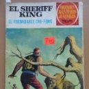 Tebeos: GRANDES AVENTURAS JUVENILES. EL SHERIFF KING Nº- 26. Lote 160984110