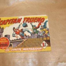 Tebeos - EL CAPITÁN TRUENO Nº 234, EDITORIAL BRUGUERA - 160984242