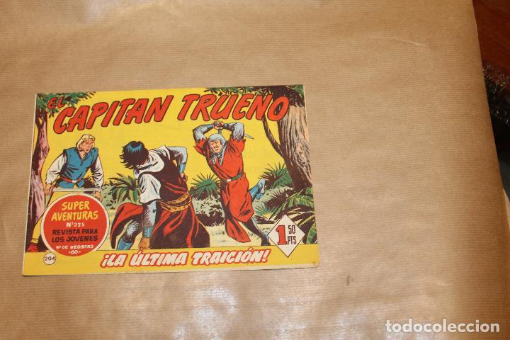 EL CAPITÁN TRUENO Nº 204, EDITORIAL BRUGUERA (Tebeos y Comics - Bruguera - Capitán Trueno)