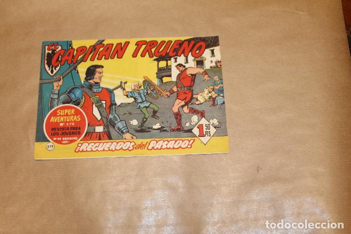 EL CAPITÁN TRUENO Nº 219, EDITORIAL BRUGUERA (Tebeos y Comics - Bruguera - Capitán Trueno)