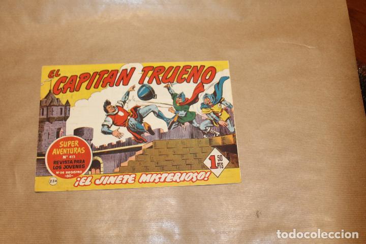 EL CAPITÁN TRUENO Nº 234, EDITORIAL BRUGUERA (Tebeos y Comics - Bruguera - Capitán Trueno)