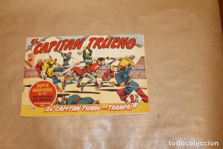 EL CAPITÁN TRUENO Nº 238, EDITORIAL BRUGUERA (Tebeos y Comics - Bruguera - Capitán Trueno)