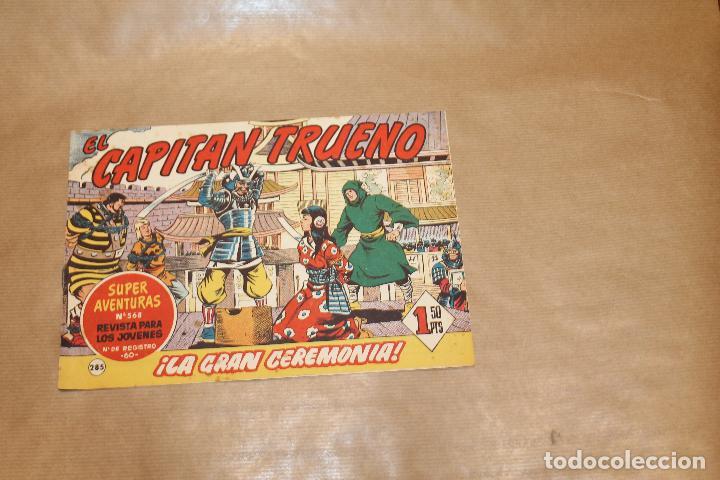 EL CAPITÁN TRUENO Nº 285, EDITORIAL BRUGUERA (Tebeos y Comics - Bruguera - Capitán Trueno)