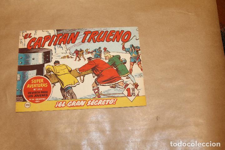 EL CAPITÁN TRUENO Nº 295, EDITORIAL BRUGUERA (Tebeos y Comics - Bruguera - Capitán Trueno)