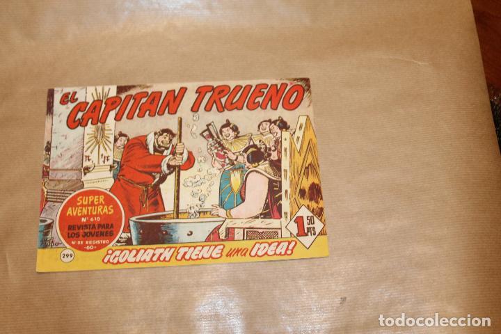 EL CAPITÁN TRUENO Nº 299, EDITORIAL BRUGUERA (Tebeos y Comics - Bruguera - Capitán Trueno)