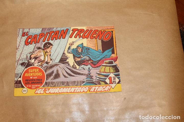 EL CAPITÁN TRUENO Nº 313, EDITORIAL BRUGUERA (Tebeos y Comics - Bruguera - Capitán Trueno)